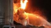 Nổ nhà máy hóa chất ở Trung Quốc và Ai Cập