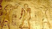 Phát hiện mới tại ngôi đền Vua Ramses II