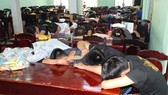 Đồng Nai: 71 thanh niên sử dụng ma túy trong quán karaoke