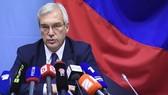 Thứ trưởng Ngoại giao Nga Alexander Grushko