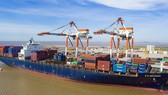 Hải Phòng lần đầu đón tàu trọng tải 132.000DWT
