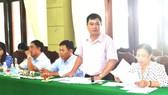 Kỷ luật Phó Chủ tịch UBND TP Tuy Hòa do tự ý bán cát