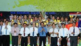 Bangkok Glass (Thái Lan) đoạt chức vô địch.