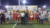 HT Jeans của bầu Biên luôn là một thế lực của giới bóng đá phong trào TPHCM ở mọi giải đấu.