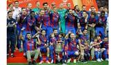 Barcelona tránh được cảnh trắng tay nhờ danh hiệu vô địch Cúp Nhà vua.