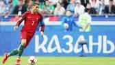 Ronaldo đang hướng đến chức vô địch Confederations Cup 2017.  