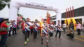 Nước chủ nhà Malaysia đã sẵn sàng cho SEA Games 29. Ảnh: T.L  