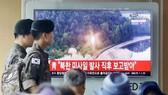 Phía Hàn Quốc theo dõi thông tin Triều Tiên phóng tên lửa vào sáng 4-7