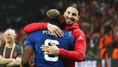 Đẳng cấp và uy tín của Zlatan Ibrahimovic được kỳ vọng là chỗ dựa tinh thần.