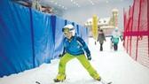 Công viên trượt tuyết trong nhà lớn nhất