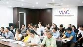 Một khóa học về trọng tài thương mại do VIAC tổ chức