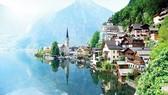 Nước Áo đẹp như tranh vẽ
