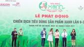 Chiến dịch tiêu dùng sản phẩm xanh tổ chức thường niên tại TPHCM