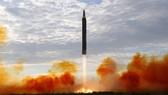 Đức cáo buộc Triều Tiên mua sắm thành phần tên lửa