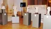 Trưng bày các tác phẩm điêu khắc bị mất cắp