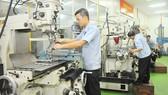 Sản xuất cơ khí được xem là ngành công nghiệp mũi nhọn. Ảnh: CAO THĂNG