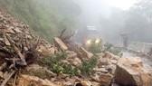 Bắc bộ tiếp tục mưa to, nguy cơ sạt lở đất vùng núi