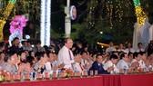 Thủ tướng Chính phủ Nguyễn Xuân Phúc tại Lễ hội Hoa Phượng đỏ - Hải Phòng 2018. Ảnh: VGP/Quang Hiếu