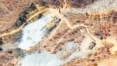 Bãi thử hạt nhân Punggye-ri