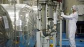 Iran khánh thành cơ sở làm giàu urani
