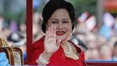 Thái hậu Thái Lan Sirikit