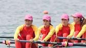 Quyết tâm tuyệt vời của 4 cô gái rowing Việt Nam