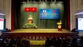 Quang cảnh Lễ kỷ niệm 45 năm thiết lập quan hệ ngoại giao Việt Nam - Nhật Bản (21-9-1973 - 21-9-2018) tại TPHCM. Ảnh: VTV
