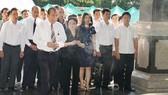 Đoàn Chính phủ nước Cộng hòa Xã hội Chủ nghĩa Việt Nam. Ảnh: HOÀNG HÙNG
