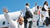 Cuba rút các bác sĩ tại Brazil về nước