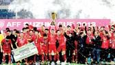 Ngôi vô địch AFF Suzuki Cup 2018 đã thuộc về đội tuyển Việt Nam