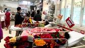 Thời tiết rét đậm kéo dài làm gia tăng người bệnh nhập viện điều trị tại Bệnh viện Bạch Mai