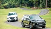 Hyundai Thành Công chính thức giới thiệu SantaFe thế hệ mới ra thị trường