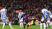 Bảng xếp hạng: Barcelona vững ngôi đầu, Real Madrid qua mặt Sevilla