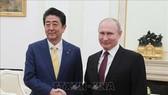 Nga - Nhật Bản đồng thuận thúc đẩy quan hệ song phương