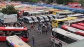 Đảm bảo số lượng và chất lượng phương tiện vận tải tết