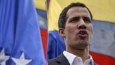 Lãnh đạo phe đối lập Venezuela Juan Guaido
