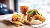 Dán nhãn cảnh báo tác hại sức khỏe đối với đồ ăn nhanh