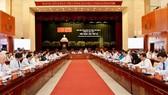Khai mạc hội nghị lần thứ 26 Ban Chấp hành Đảng bộ TPHCM khóa X