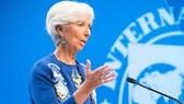 Tổng Giám đốc Quỹ Tiền tệ quốc tế Christine Lagarde