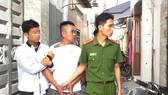 Hồ Văn Linh bị bắt giữ.