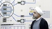 Tổng thống Iran Hassan Rouhani. Ảnh: Healthy Topics