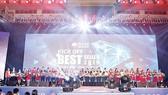 Vinh danh 35 CBNV đạt thành tích xuất sắc nhất chương trình thi đua Best Seller 2018