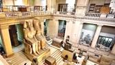 Một góc Bảo tàng Ai Cập