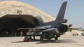 Quang cảnh tại căn cứ không quân Balad. Ảnh: AP