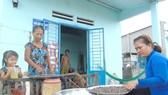 Cuộc sống mới của các hộ Việt kiều hồi hương ở khu dân cư đại đoàn kết ấp 1, xã Minh Tâm