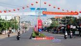Trung tâm thị xã Phước Long ngày nay - Ảnh: Bình Phước Online
