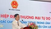 Bộ trưởng Bộ Công Thương Trần Tuấn Anh phát biểu tại Hội nghị. Ảnh: Cổng thông tin điện tử Bộ Công Thương