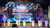 Quang cảnh khai mạc Hội chợ khuyến mãi năm 2019