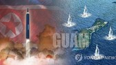 N.K. leader briefed on plan for missile strikes near Guam
