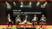 The second preparatory meeting towards the World Conference on Creative Economy 2018 is underway in Bali, Indonesia, on May 3 - 4. (Photo: VNA)
